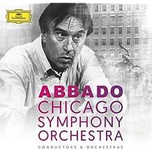 Claudio Abbado & Chicago Symphony Orchestra (8CD Capbox)