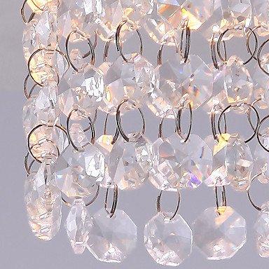Luces Empotradas Descendentes Cristal / LED / Mini Estilo 1 pieza , 220-240v