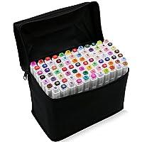 oleep 80 color arte dibujo Touch cinco doble amplia - Marcador punta fina de gráfico