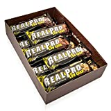 ALL STARS Real-Pro Low Carb Bar Mix Box, 12 x 50g, 21g hochwertiges Protein, ideal für unterwegs