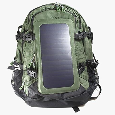 Mochila con panel solar 6.5W 6V para Samsung Galaxy Note 10.1N8010