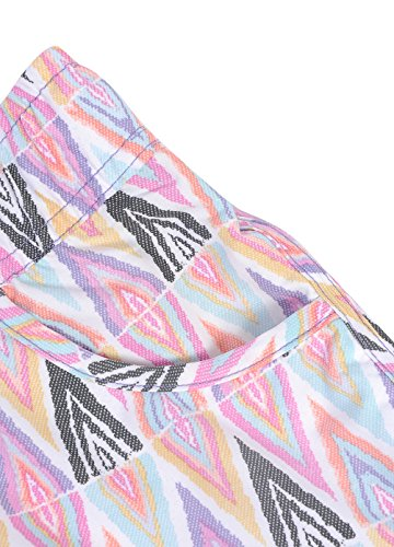 OUO Boardshorts Damen Shorts Pink