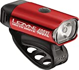 Lezyne Hecto Drive 400x L USB Front LED Bike Light, Red