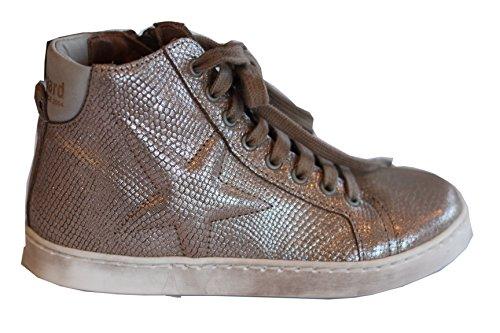 31807216 Bisgaard Sneaker Unisex Bronze kinder 4qWqzOgnZ