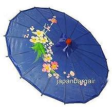 JapanBargain, japonés chino paraguas sombrilla diámetro de 32pulgadas