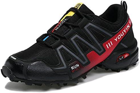 YIWANGO Zapatillas De Deporte Para Hombre Zapatos Deportivos Al Aire Libre Senderismo Trekking Calzado Zapatillas...