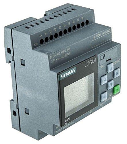 Preisvergleich Produktbild Siemens Indus.Sector LOGO!8 6ED1052-1MD00-0BA8 8DE(4AE)/4DA LOGO Logikmodul 4034106029371
