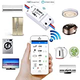 #8: Smart WIFI Switch With Schedule Timer Internet Work With AMAZON Alexa,google Home ,Nest and many