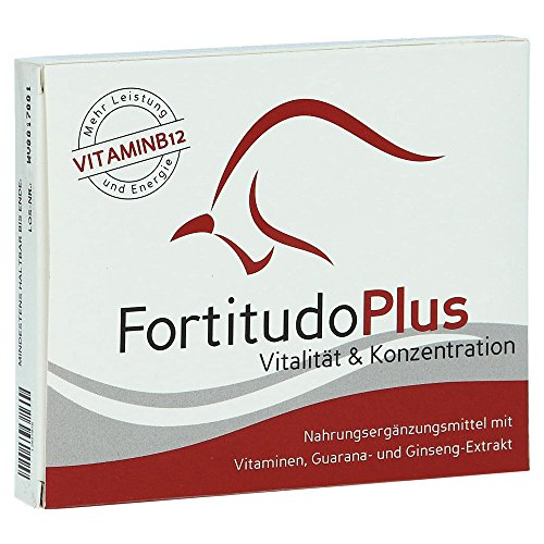 FortitudoPlus Tabletten, 30 St