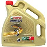 Castrol Power 1 Racing Engine Oil 10W-50 4T - Best Reviews Guide