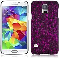 JAMMYLIZARD | 3D Splash Back Cover Hülle für Samsung Galaxy S5 Mini, ROSA