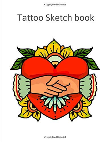 Zoom IMG-2 tattoo sketch book 120 pages