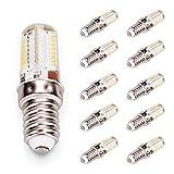 10er 3W E14 LED Lampe Birne 230V Lumen Ersetzt 30W Halogen Leuchtmittel Leuchte Strahler Wamrweiß