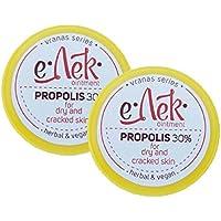 Preisvergleich für Natürliche Salbe mit 30% Propolis - 2er Set - kaltgepresstes Öl Extrakt, 100% natürlich - gegen Falten und Pickel...