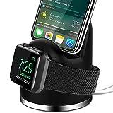 Soporte para Reloj Apple Watch, Soporte para Muelle iWatch Soporte para Muelle...