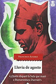 Lluvia de agosto par  Francisco Álvarez González