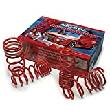 AutoStyle 49034 Lowering Springs, 30 mm, Red
