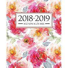 Amazon.es: agenda 2018 2019 - Papeterie Bleu