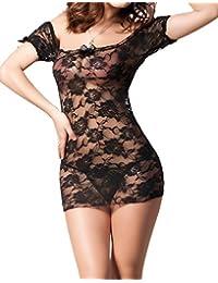 Valin femme R71011 ensembles de lingerie sexy robe erotique Nuisettes,String