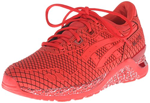 Asics Gel-Lyte Evo Hommes Synthétique Baskets Red/Red