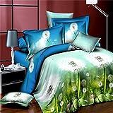 Best Sheet And Pillowcase Sets - Generic Dark Khaki : home textile 3d Chrysanthemum Review