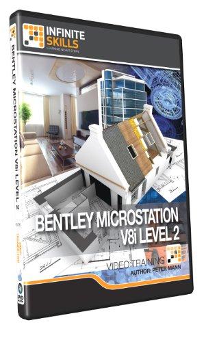infinite-skills-bentley-microstation-v8i-level-2-training-dvd-pc-mac