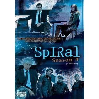 Spiral 4 (4pc) / (Anam Ws Box) [DVD] [Region 1] [NTSC] [US Import]