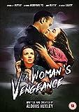 A Woman's Vengeance [DVD]