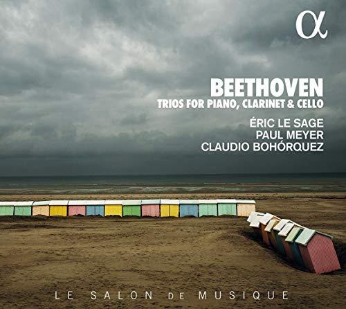 Trios pour Clarinette Violoncelle et Piano en si bémol majeur op.11