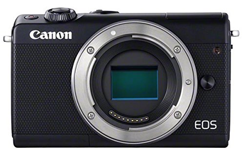 Canon EOS M100 Body Only - Black