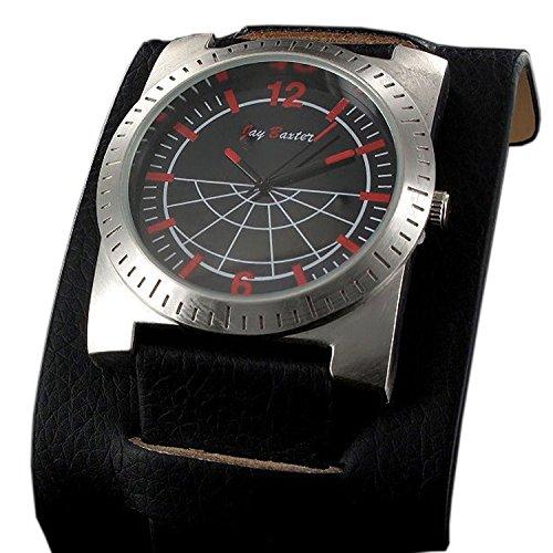xxl-jay-baxter-orologio-da-uomo-cinturino-in-pelle-orologi-nero-orologio-in-vera-pelle-in-acciaio-in