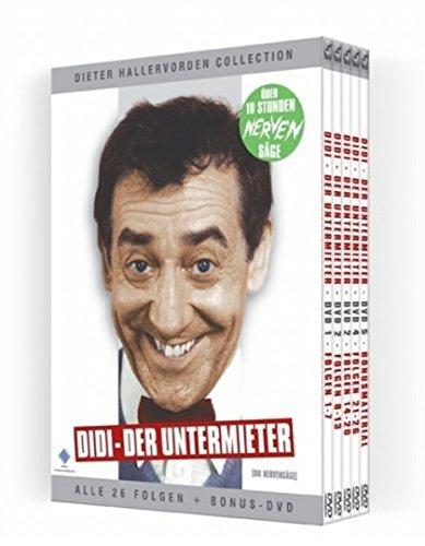 Didi - Der Untermieter - Box-Set (4 DVDs)