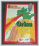 Grisu, der kleine Drache. 8 lustige Abenteuer.