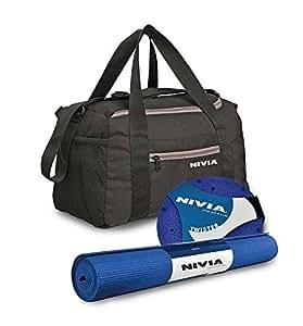 Nivia  Home Gym Combo Pack