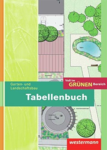 Voll im grünen Bereich: Tabellenbuch Garten- und Landschaftsbau: Schülerband, 1. Auflage, 2010