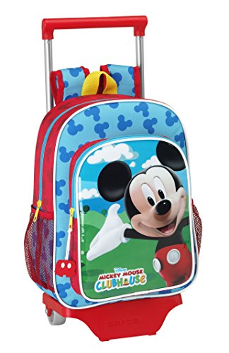 Imagen de mickey mouse   infantil con ruedas safta 611539020