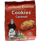 Biscuiterie Mère Poulard Cookies Caramel Sachet Souple de 225 g