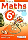 Manuel iParcours Maths cycle 3 - 6e