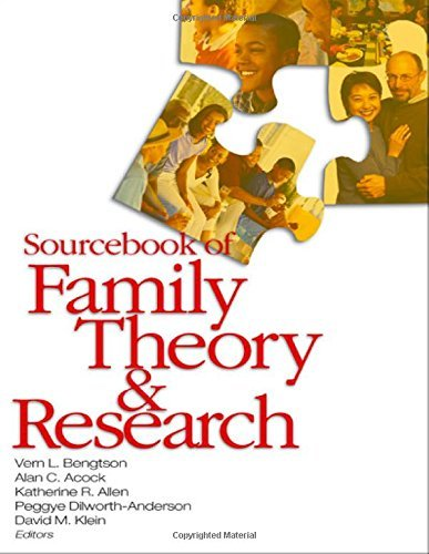 Sourcebook of Family Theory and Research by Vern L. Bengtson (2006-02-17)