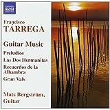 TARREGA: Gitarrenmusik