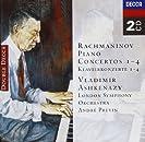 Rachmaninov: Piano Concertos -Complete2