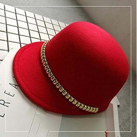 Jack Mall- Cappello di lana Fashion Trend