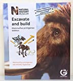 Wow Stuff Natural History Museum Wooly Mammoth Excavation Kit