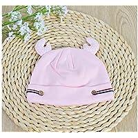 Young shinee Cappello per Bambini Cute Baby Antlers Warm Sleep cap  Cappellino Neonato Cappello di Protezione 747a48c987b3