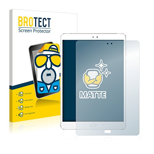 BROTECT Schutzfolie Matt kompatibel mit Asus ZenPad 3S 10 Z500M [2er Pack] - Anti-Reflex