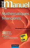 Mini Manuel de Mathématiques financières - 2ed
