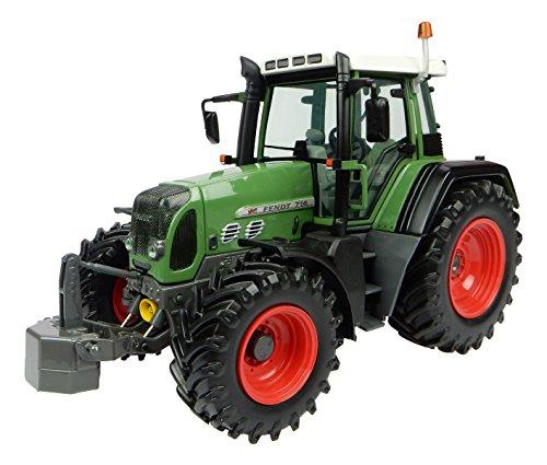 Preisvergleich Produktbild Universal Hobbies–uh4891–Traktor–Fendt 716Vario Generation II 2004–2007–Echelle 1/32–Grün