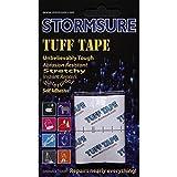Stormsure Tuff Tape – transparent und selbstklebend für Reparatur-Arbeiten an vielen Materialien