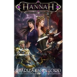 Hannah and the Gods of Olympus: Volume 1 by Charles Eagen Lord (2014-07-14)