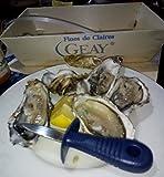 Oyster apriscatole lancetta coltello in acciaio inox 14,5 cm di qualità superiore